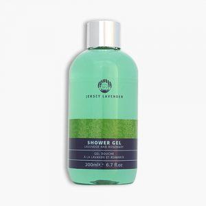 Jersey Lavender Shower Gel