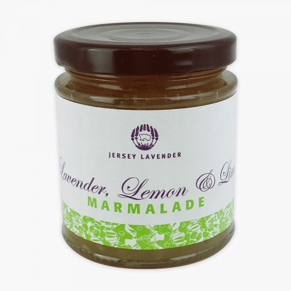 Lavender, Lemon and Lime Marmalade
