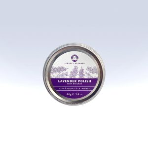 Jersey Lavender Polish with Bees Wax