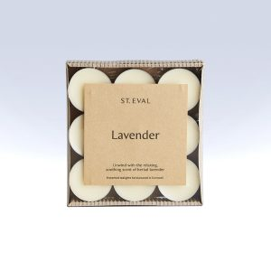 St Eval Candle Co Lavender Tealights